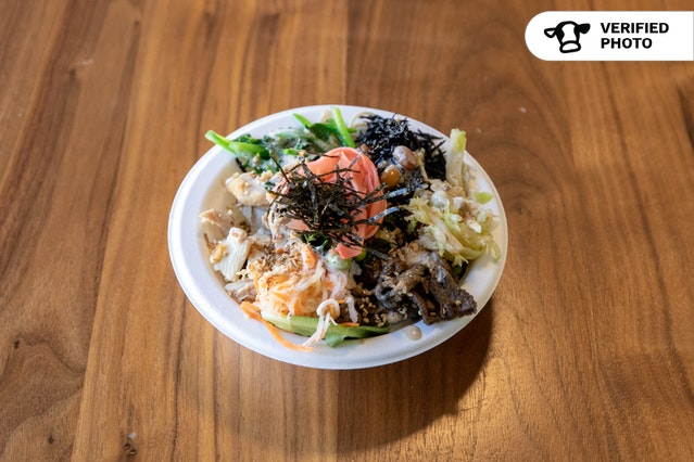 Build Your Own Soba Noodle Bowl