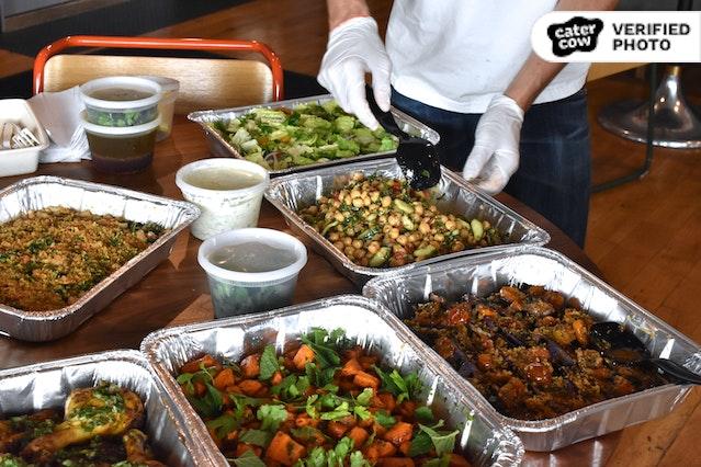 Fresh Mediterranean Feast!