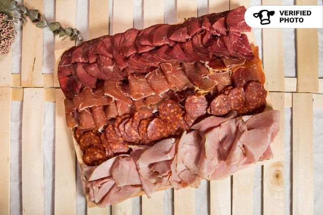 Countryside Charcuterie Meat Platter