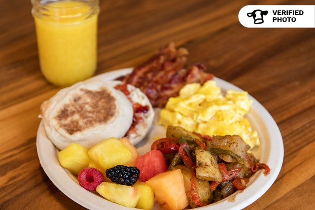 Classic Hot Breakfast