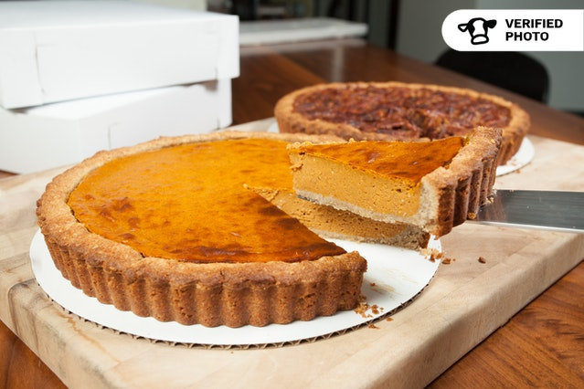 Homemade Whole Pies