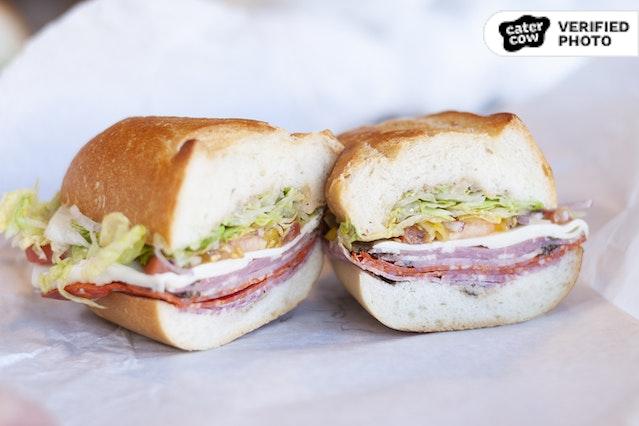 Classic Delicatessen Sandwiches