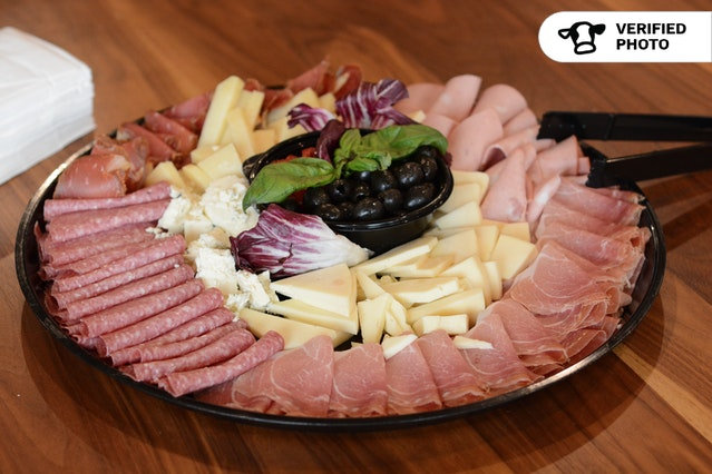 Cheese & House-Made Charcuterie Platter