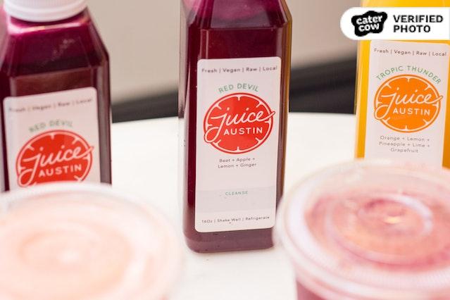 Fresh Smoothies & Juices