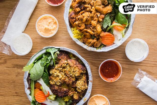 Individual Style Halal Fusion Bowls