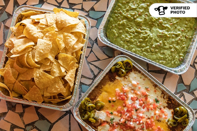 Chips & Dip Fiesta