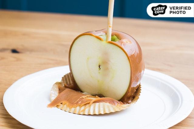 Simply Delicious Caramel Apples
