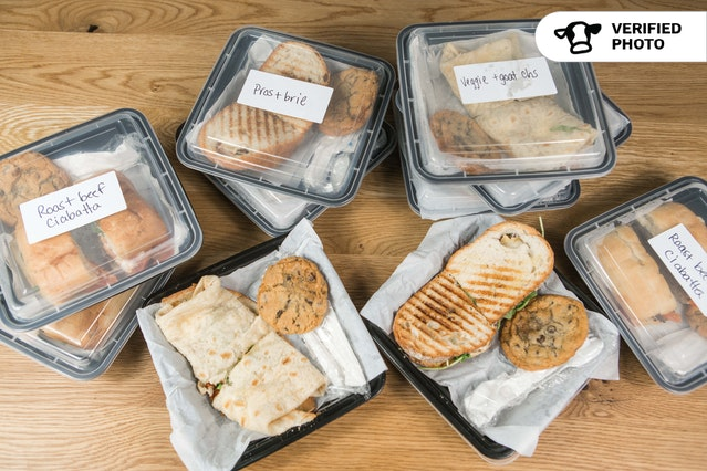 Grab & Go Meal Boxes
