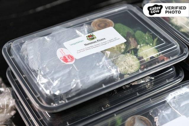 Meal Boxes: Sandwich, Sides & Dessert!