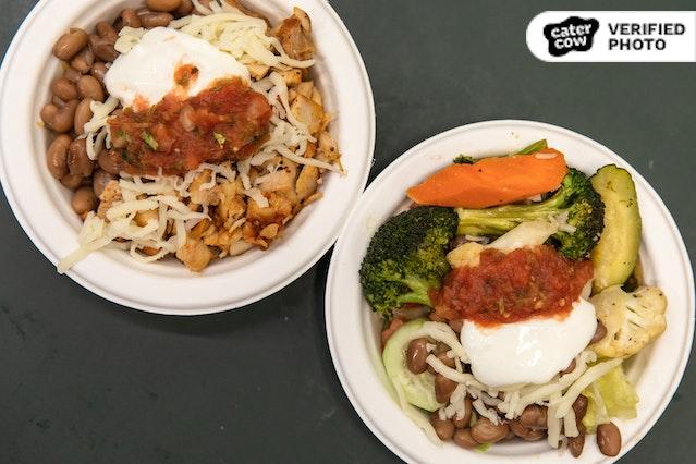 Express Burrito Bowl Bar