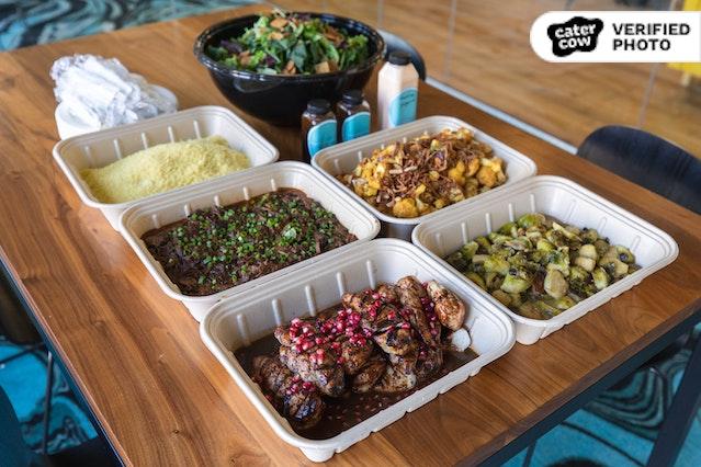 Soma Eats DIY Healthy & Wholesome Plates