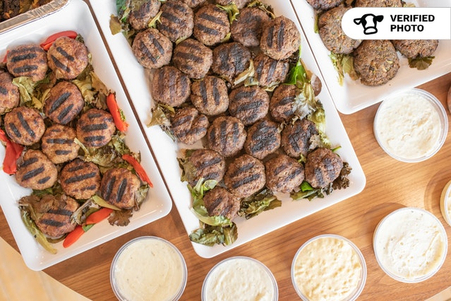 DIY Hearty Sliders & Sides
