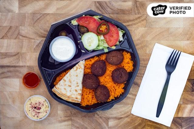 The Original Halal Platters