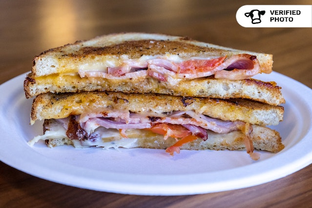 The American Grilled Cheese Kitchen's Signature Grilled Cheese