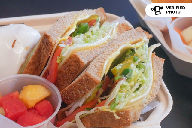 Grab n' Go Sandwich Boxes