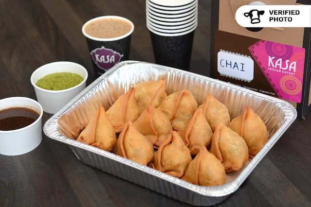Snack Time: Kasa's Indian Specialties