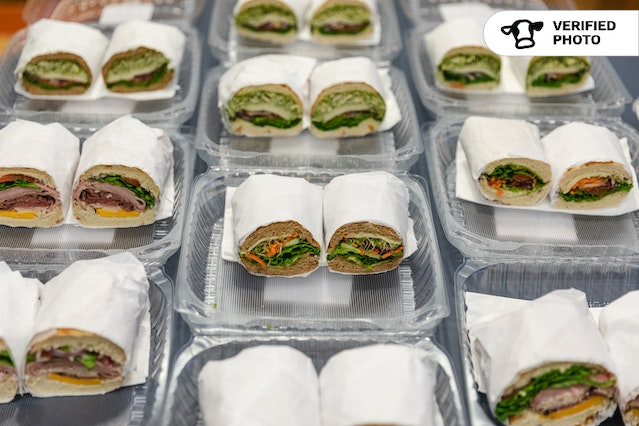 Signature Sandwiches (Individually-Packaged)