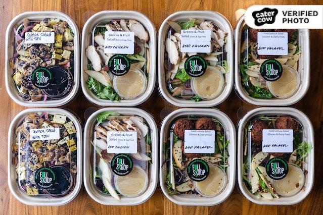 Grab-n-Go Salads