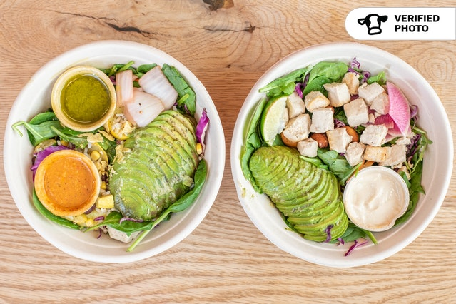 Avocaderia's Salads & Grain Individual Bowls