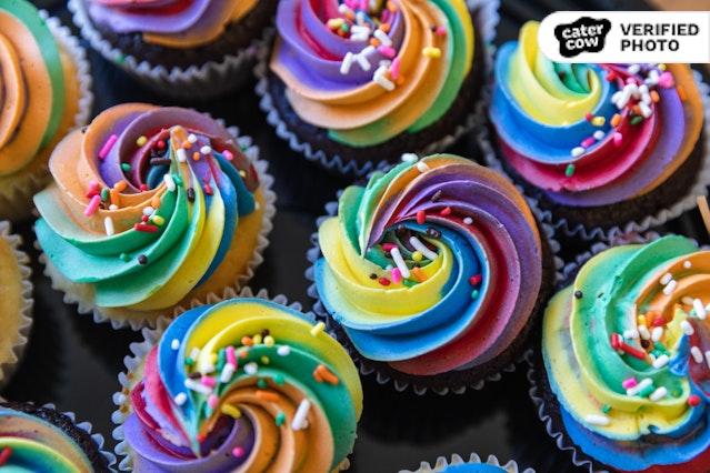 Dessert Somewhere Over the Rainbow