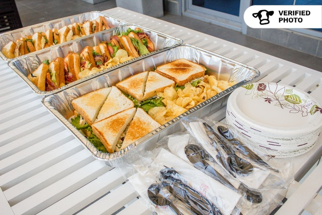 Specialty Sandwiches by TOASTED
