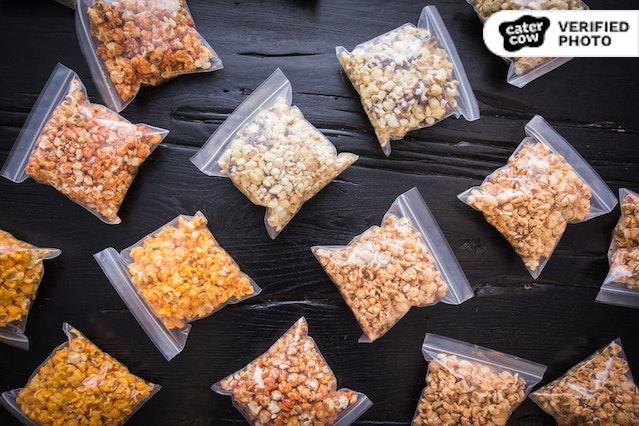 Grab-n-Go Gourmet Popcorn