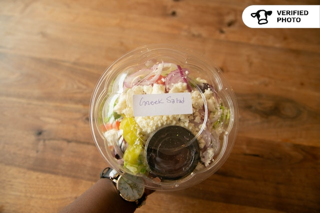 Individual Specialty Salads