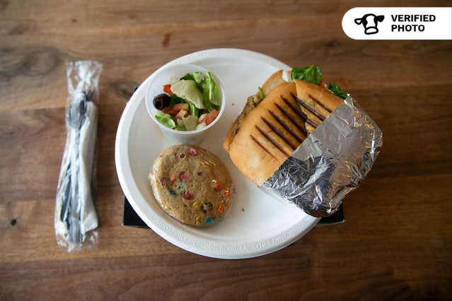Boxed  Sandwiches & Sides: Paninis, Wraps, & More