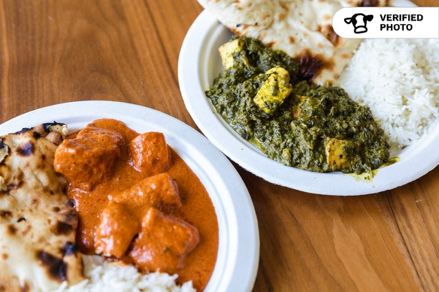Deluxe Indian Buffet