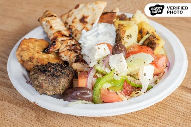 Classic Greek Feast