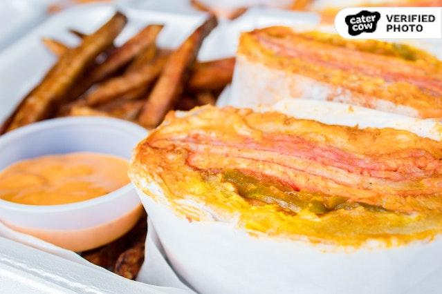 Latin Deli Sandwiches