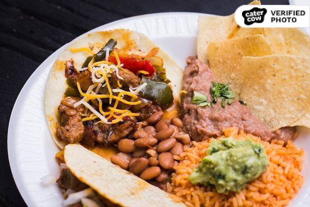 Salsas' DIY Taco Bar