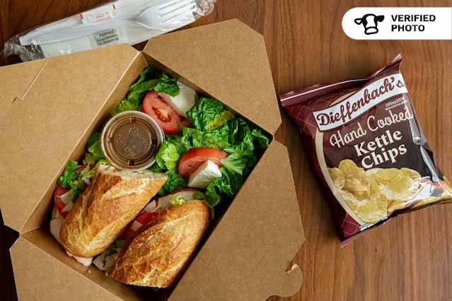Express Meal Boxes: Sandwiches & Sides