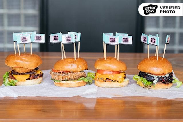 Bubbie's Plant-Based Burgers