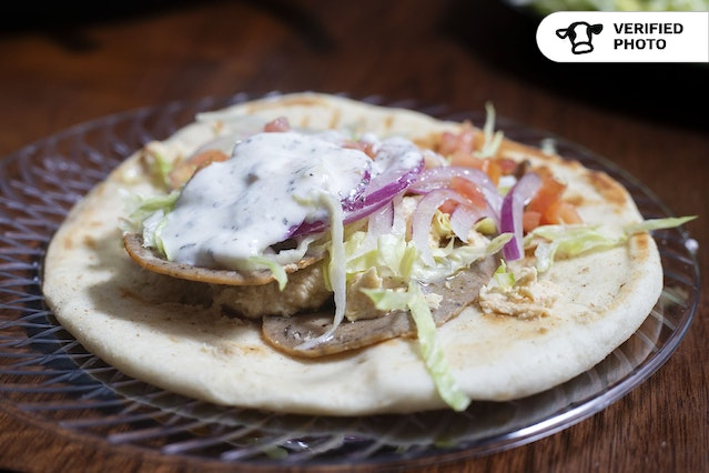 Build Your Own Gyro Meal