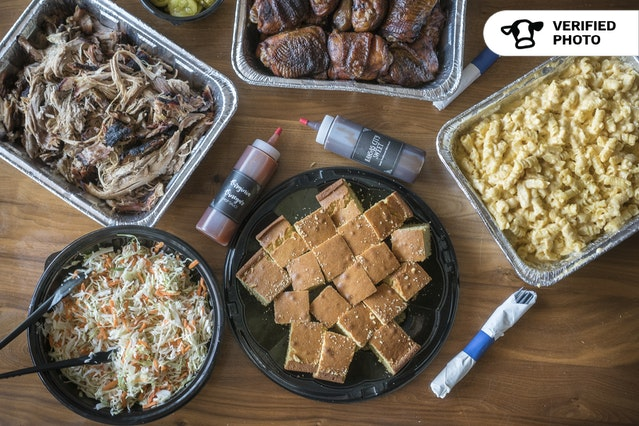 The Perfect Picnic by Old Blue BBQ