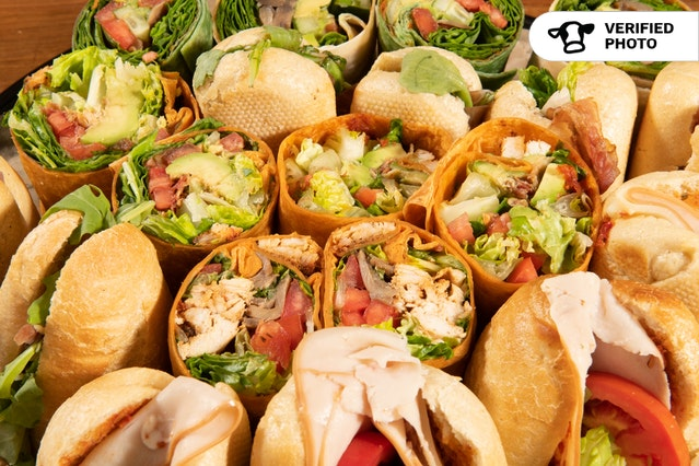 Simply Sandwiches & Wraps
