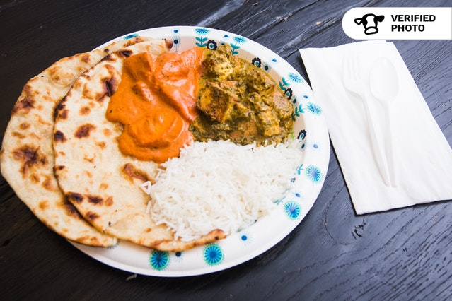 Flavor Packed Indian Buffet