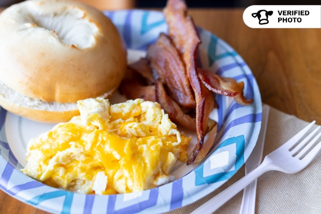 Sunshine Breakfast Combo