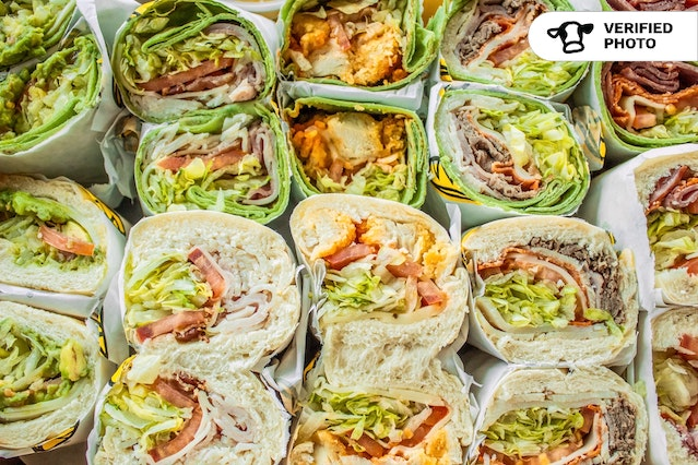 Which Wich's Signature Wiches & Wraps