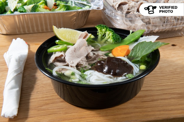 Build Your Own Pho Bar