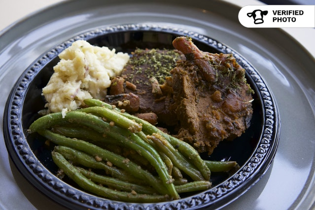 Homestyle Entrees & Sides