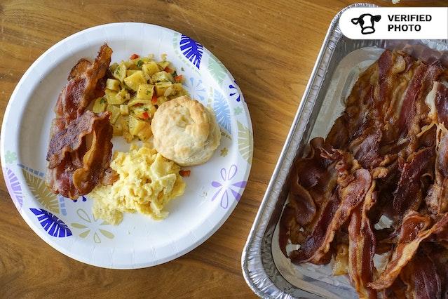 All American Hot Breakfast