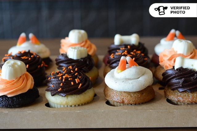 Creepy (But Cute) Cupcakes