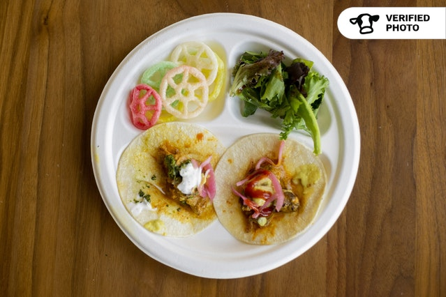 DIY Indian Style Tacos Light Happy Hour