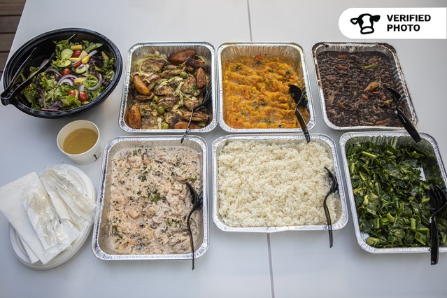 Afro-Brazilian Buffet