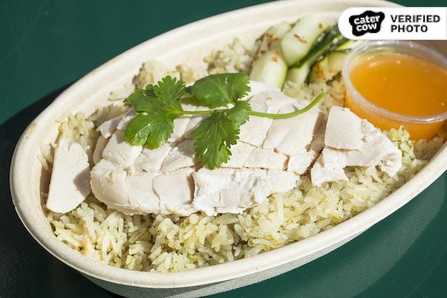 Chicken & Rice Bowls To Go