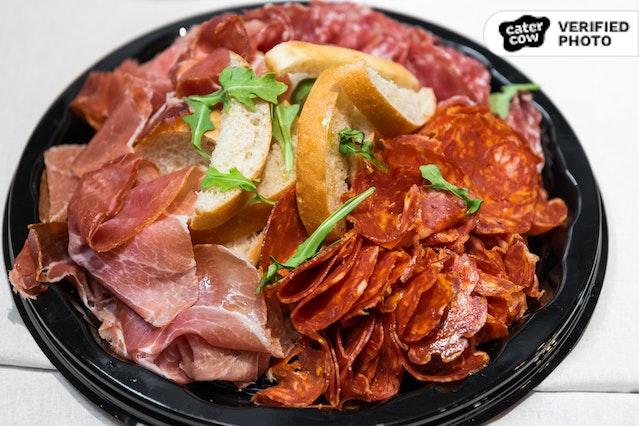 Gourmet Cured Italian Meats Board