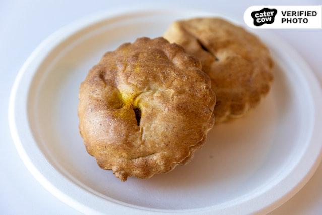 Handheld Thanksgiving Pies