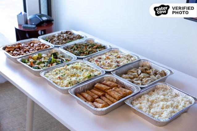 Ultimate Chinese Buffet